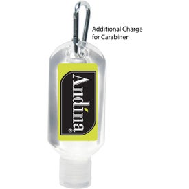 Personalized Tottle Antibacterial Hand Sanitizer