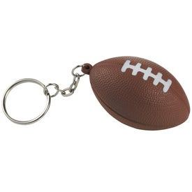 Customized Touchdown Keychain
