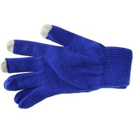 Branded Touchscreen Gloves
