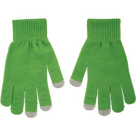 Touchscreen Gloves Imprinted with Your Logo
