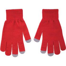 Advertising Touchscreen Gloves