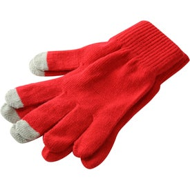 Touchscreen Gloves for Advertising