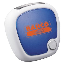 TrackFast Step Pedometer Printed with Your Logo