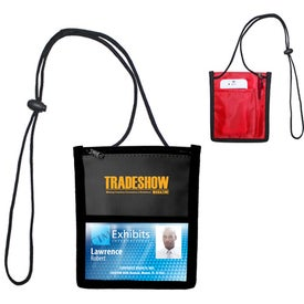 Tradeshow Badge Holder (Full Color Digital)