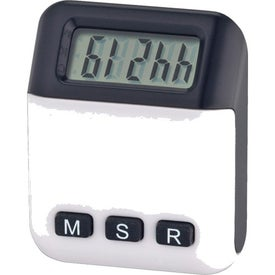 Trainer Pedometer Branded with Your Logo
