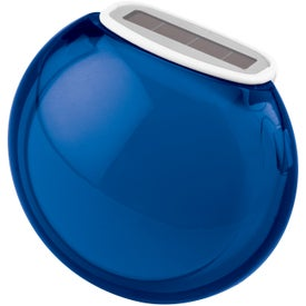 Monogrammed Translucent Bubble Solar Pedometer