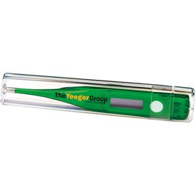 Advertising Translucent Digital Thermometer