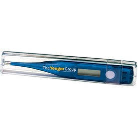 Translucent Digital Thermometer for Customization