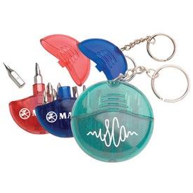 Customized Translucent Screwdriver Kit