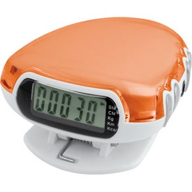 Translucent Step-n-Tune Pedometer Radio for Your Church