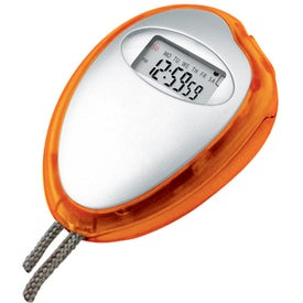 Translucent Stopwatch with Your Logo