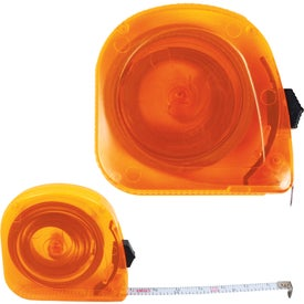 Personalized Translucent Tape Measure