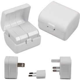 Personalized Travel Adapter