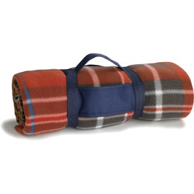 Travel Blankets for Marketing