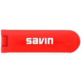 Advertising Travel Comb with Mirror