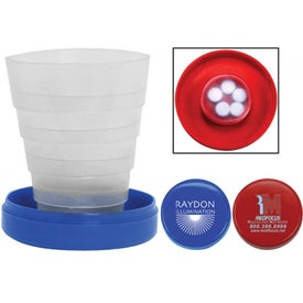 Travel Cup with Pill Holder for Your Church