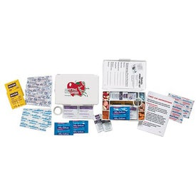 Compact Travel First Aid Kit