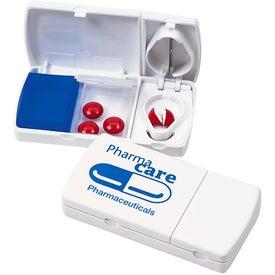 Travel Pill Box/Cutter