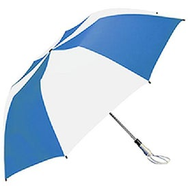 Custom Traveler Large Auto-Open Folding Umbrella
