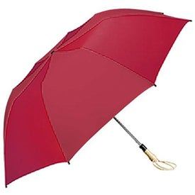Traveler Large Auto-Open Folding Umbrella for Your Company