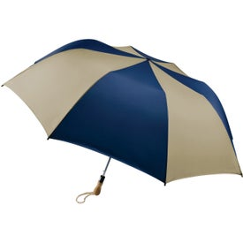 Traveler Large Auto-Open Folding Umbrella for Your Church