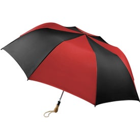 Traveler Large Auto-Open Folding Umbrella for Your Organization