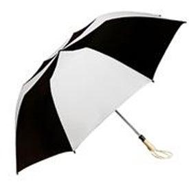 Traveler Large Auto-Open Folding Umbrella Giveaways