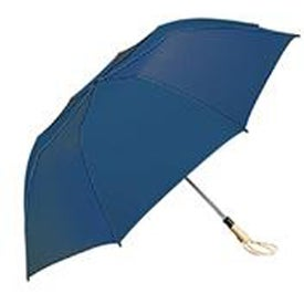 Imprinted Traveler Large Auto-Open Folding Umbrella