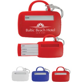 Traveler Luggage Tag for Your Organization