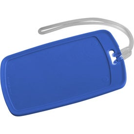 Traveler Rectangular Luggage Tag