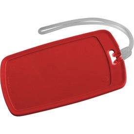 Traveler Rectangular Luggage Tag for your School