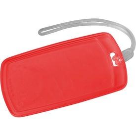 Customized Traveler Rectangular Luggage Tag