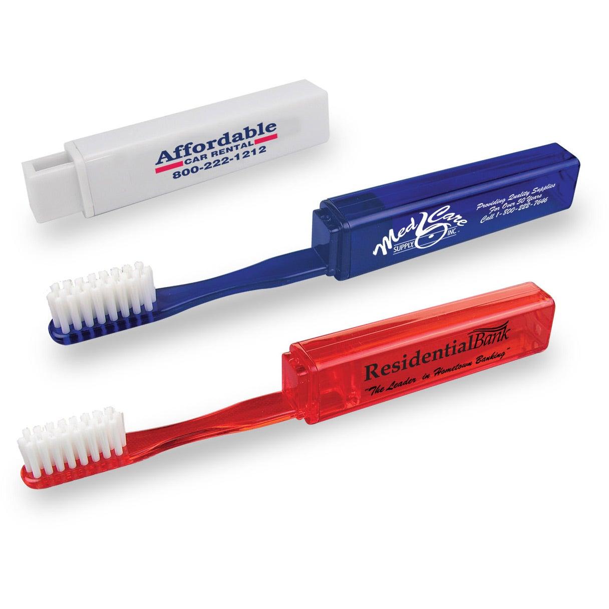 Travelers Toothbrush