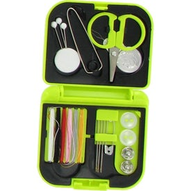 Company Travel Sewing Kit with Mini Scissors