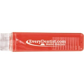 Compact Travel Toothbrush for Customization