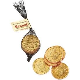 Advertising Customizable Treasure Mesh Bag