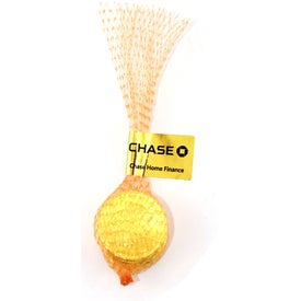 Customizable Treasure Mesh Bag