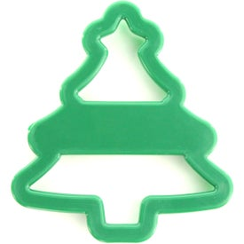Promotional Tree Cookie Cutter