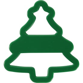 Tree Cookie Cutter Printed with Your Logo
