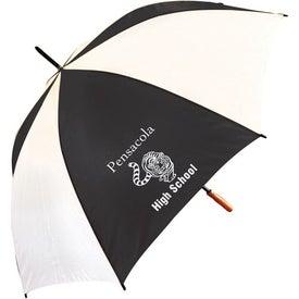 Trekker Traveler Umbrella Imprinted with Your Logo