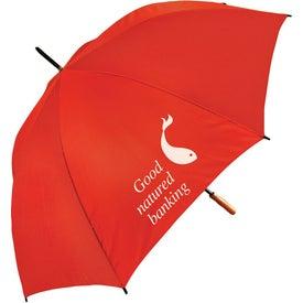 Advertising Trekker Traveler Umbrella