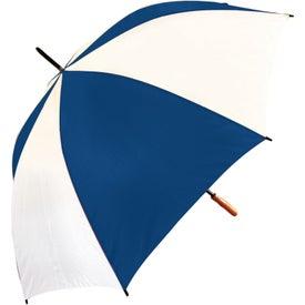 Logo Trekker Traveler Umbrella