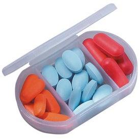 Tri-Case Pill Box