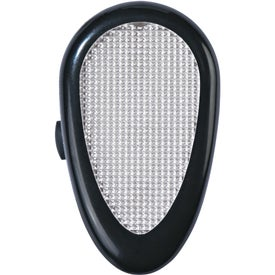 Tri-Function Reflector Light with Clip for Your Organization