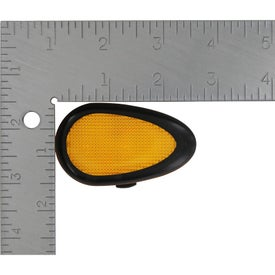 Tri-Function Reflector Light with Clip for Your Company