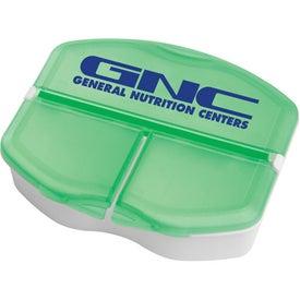 Tri Minder Pill Box for Customization