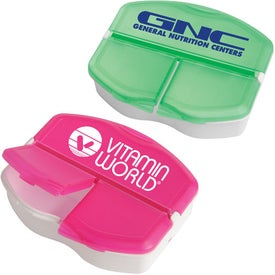 Tri Minder Pill Box for Marketing