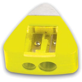Promotional The Triad Eraser & Sharpeners
