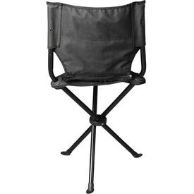 Tripod Stool with Back for Promotion