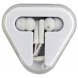 Promotional Triumph Ear Buds